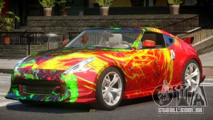 Nissan 370Z SR PJ2 para GTA 4