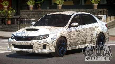 Subaru Impreza S-Tuned PJ4 para GTA 4