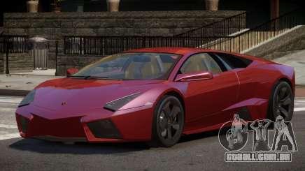 Lamborghini Reventon RGB97 para GTA 4