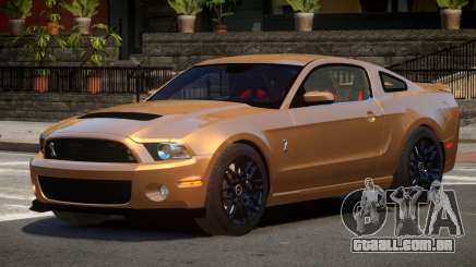 Ford Shelby GT500 ML para GTA 4