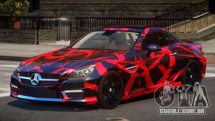 Mercedes Benz SLK Qz PJ1 para GTA 4