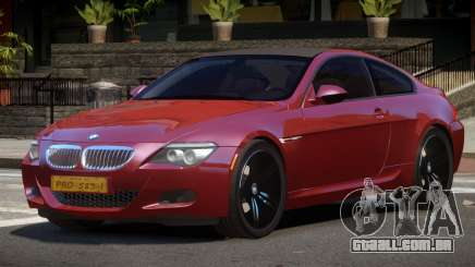 BMW M6 F12 IS para GTA 4