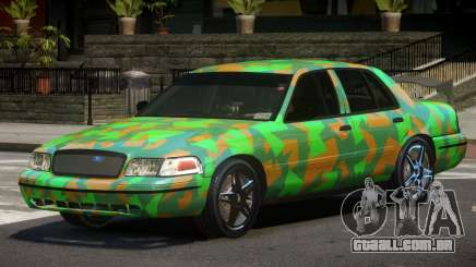 Ford Crown Victoria R-Tuned PJ4 para GTA 4