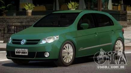 Volkswagen Gol SR para GTA 4