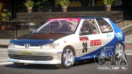 Peugeot 306 L-Tuning para GTA 4