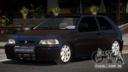 Fiat Palio RS para GTA 4