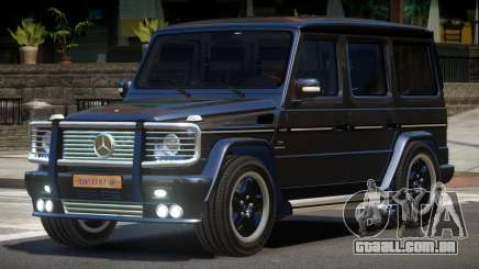 Mercedes Benz G55 A-Style para GTA 4