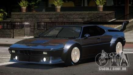 BMW M1 SR para GTA 4