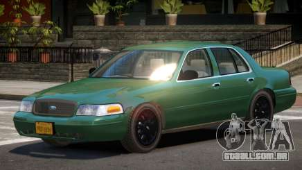Ford Crown Victoria CL para GTA 4