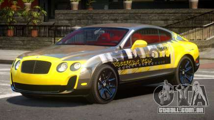 Bentley Continental RT PJ3 para GTA 4