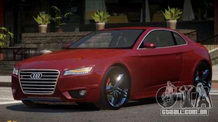 Audi S5 CSB para GTA 4