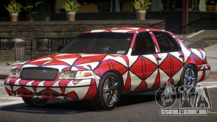 Ford Crown Victoria R-Tuned PJ2 para GTA 4