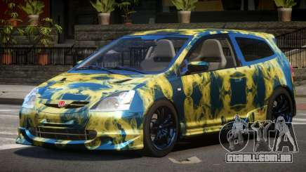 Honda Civic Type R-Tuned PJ4 para GTA 4