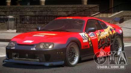 Toyota Supra SR PJ3 para GTA 4