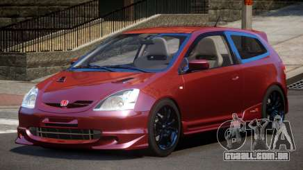 Honda Civic Type R-Tuned para GTA 4