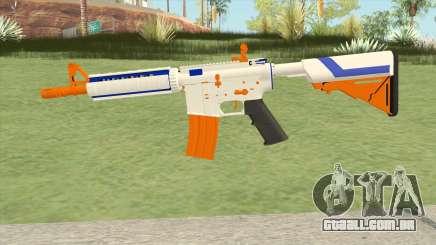 M4A4 (Nerfed) para GTA San Andreas