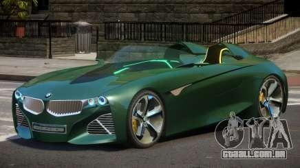 BMW Vision RGB para GTA 4