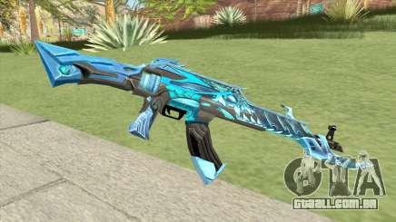 AK-47 (Unicorn Ice) para GTA San Andreas