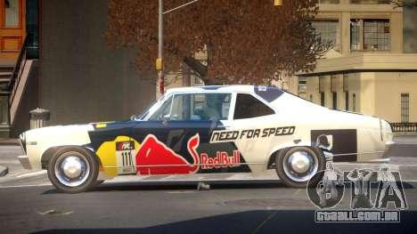 Chevrolet Nova RT PJ4 para GTA 4