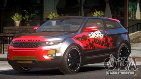 Range Rover Evoque MS PJ3 para GTA 4