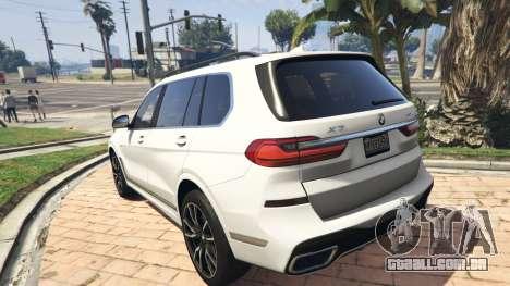 2020 BMW X7 Tuning v.1.0 [Add-On]