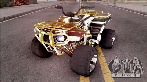 Quad para GTA San Andreas
