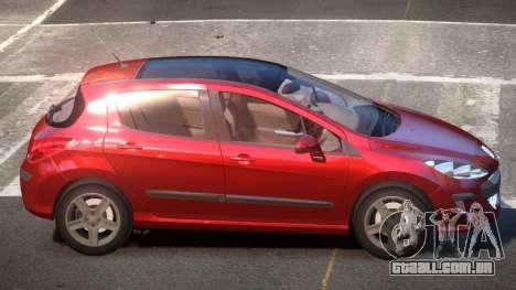 Peugeot 308 RT V1.2 para GTA 4