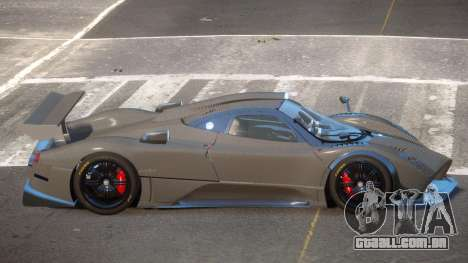 Pagani Zonda SR PJ1 para GTA 4