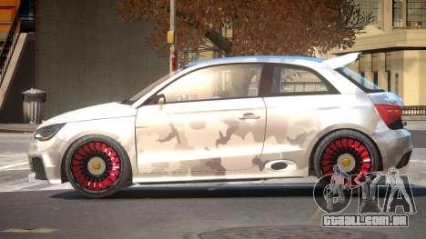 Audi A1 G-Style PJ2 para GTA 4