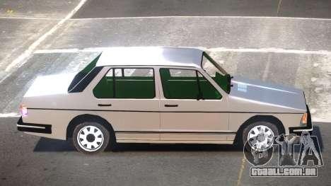 1986 Volkswagen Jetta V1.0 para GTA 4