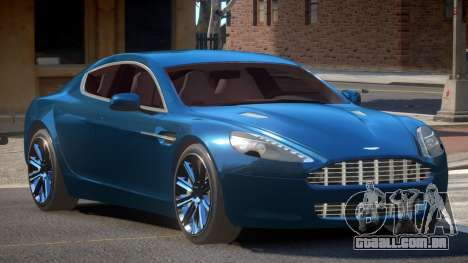 Aston Martin Rapide SL para GTA 4