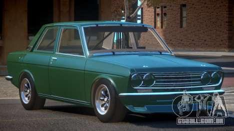 Datsun Bluebird L-Tuning para GTA 4