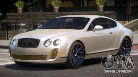 Bentley Continental SS L-Tuned para GTA 4