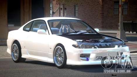 Nissan Silvia S15 M-Sport para GTA 4