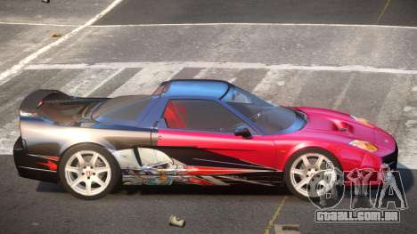 Honda NSX Racing Edition PJ4 para GTA 4