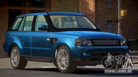 Range Rover Sport SL para GTA 4