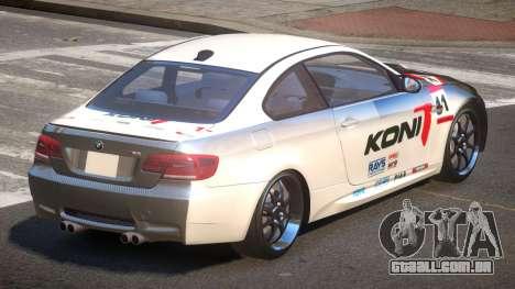 BMW M3 E92 R-Tuned PJ6 para GTA 4