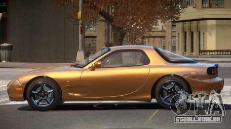 Mazda RX-7 Qn para GTA 4