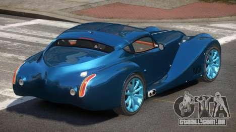Morgan Aero RT para GTA 4