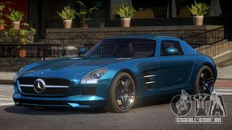 Mercedes Benz SLS A-Style para GTA 4