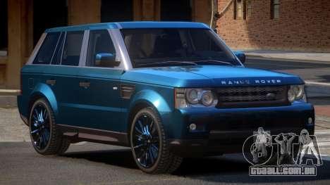 Range Rover Sport RP para GTA 4