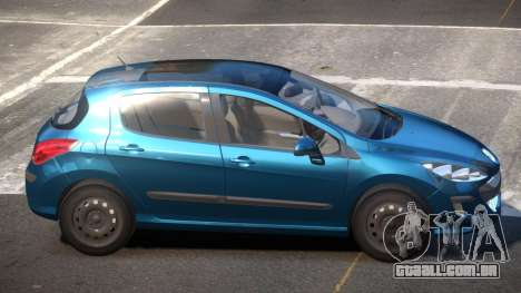 Peugeot 308 RT V1.1 para GTA 4