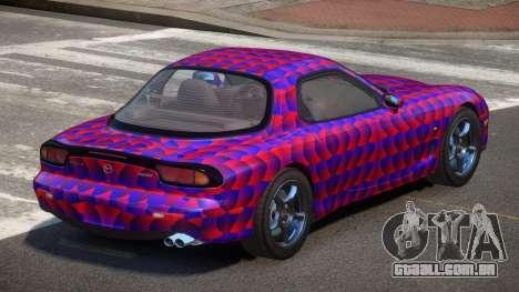 Mazda RX-7 Qn PJ6 para GTA 4