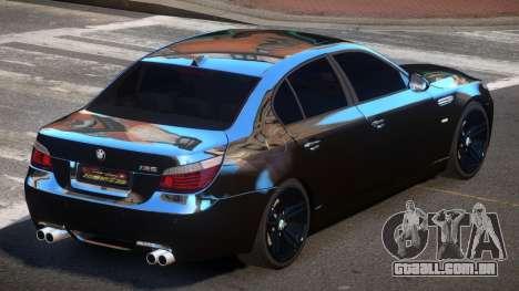 BMW M5 E60 SR para GTA 4