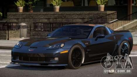 Chevrolet Corvette R-Tuned para GTA 4