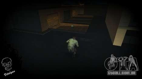 O Fantasma da garota assassinada para GTA San Andreas