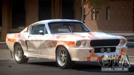 Shelby GT500 R-Tuning PJ1 para GTA 4