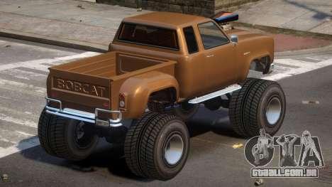 Vapid Bobcat Off Road para GTA 4