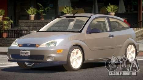 Ford Focus SVT ML para GTA 4