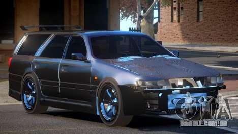 Nissan Stagea RS para GTA 4